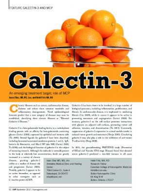 Galectin-3 heart and cancer
